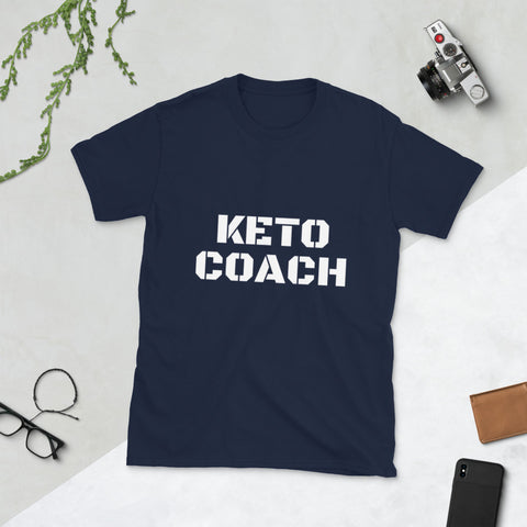 Image of Keto Coach Unisex T-Shirt