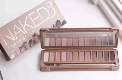 URBAN DECAY - NAKED 3 EYE SHADOW PALETTE - FREE UK POST