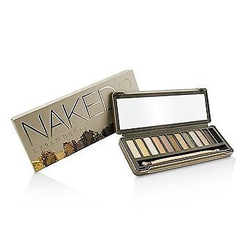 Urban Decay Naked 2 Eyeshadow Palette: 12x Eyeshadow, 1x Doubled Ended Womens