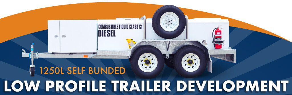 PETRO Self Bunded Fuel Trailers