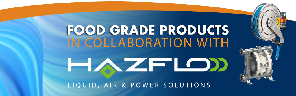 Food Grade Products in Collaboration with HAZFLO