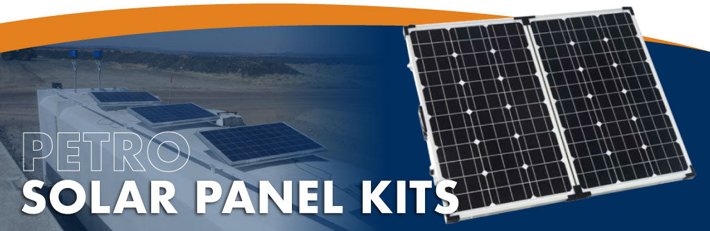 PETRO Industrial Solar Panel Kits