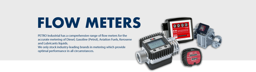 Fuel Flow Meters - Piusi, TCS and more!