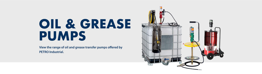 Oil Transfer Pumps and Grease Transfer Pumps