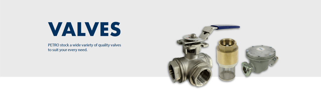 Flow Valves - PETRO Industrial