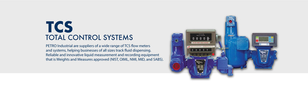 Total Control Systems (TCS) Meters - Flow Meters by PETRO Industrial
