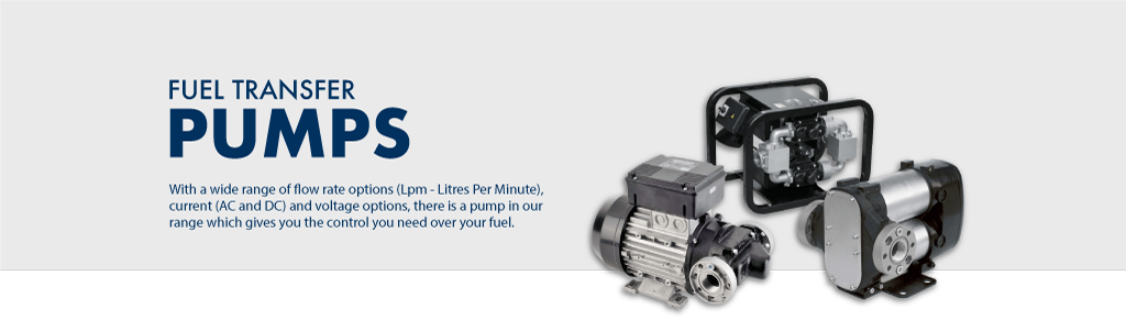 Fuel Transfer Pumps - Diesel Transfer Pumps By PETRO Industrial