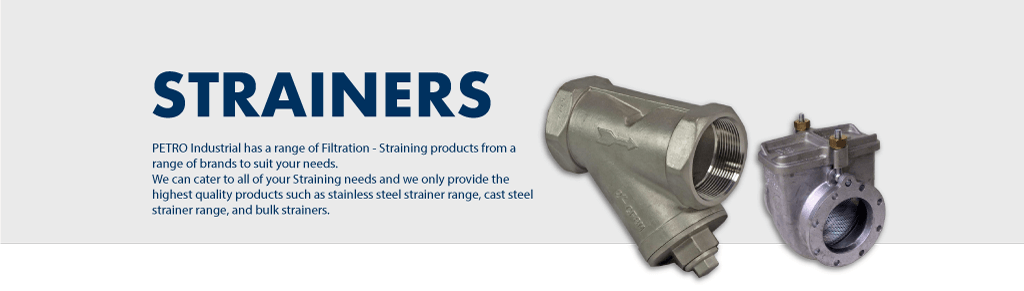 Fuel Strainers - PETRO Industrial