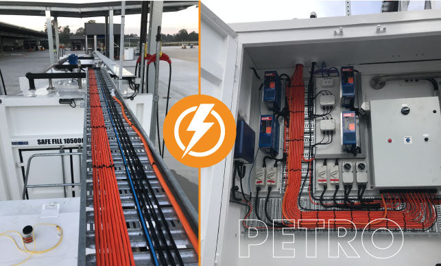 PETRO Industrial electrical installations