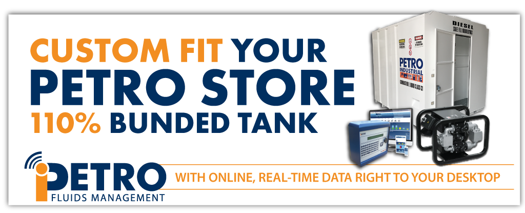 PETRO STORE Fuel Storage Tank Custom Options