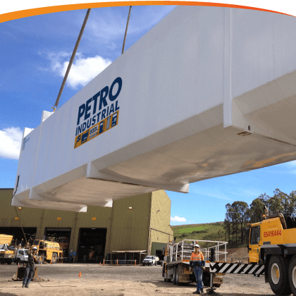 Onsite Installation of Diesel Tanks