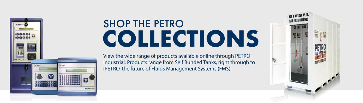 Shop the PETRO Collections for a wide range of fuel dispensing equipment and fuel management systems