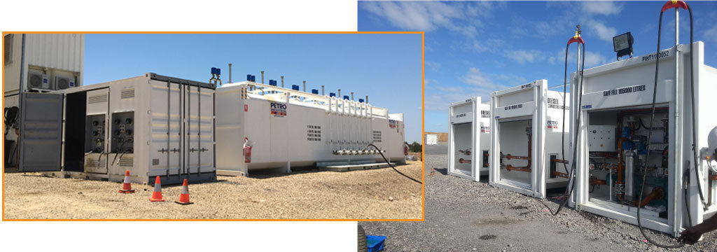 Multi-Compartment Tank and Tank Farm Applications