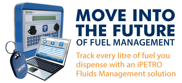 iPETRO Fuel Management System - The future of fuel management systems