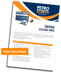 iPETRO Cloud Fluid Management System Datasheet