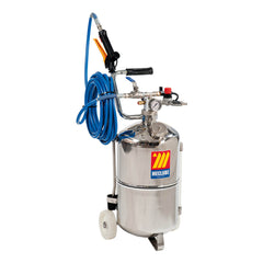 HAZFLO Mobile Cleaning Stations - foaming
