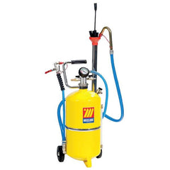 MECLUBE WASTE OIL EXTRACTOR - Air Operated w/ Level Indicator - 040-1420-000-CATA