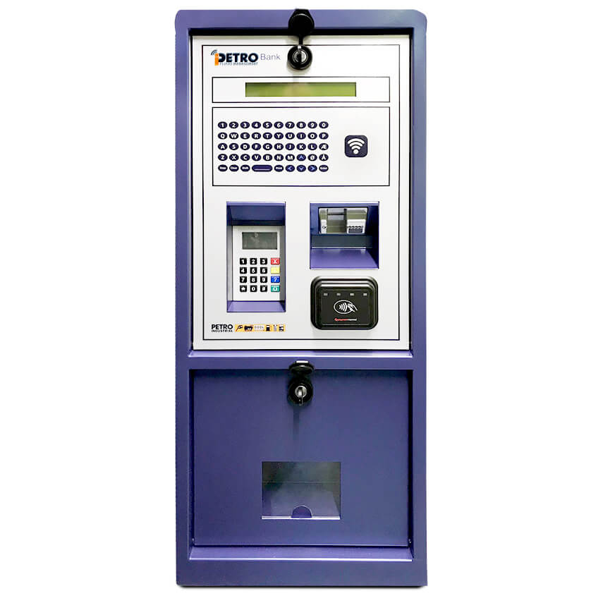 iPETRO Bank Fuel Management System - Unattended Fuel Retail