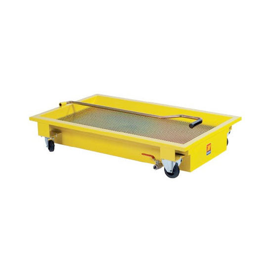 Oil Drainer Trolley without pump