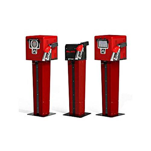 FILL-RITE AC Cabinet Dispensers on Pedestals - PETRO