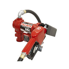 FILL-RITE FR610GA  Pump with Hose & Automatic Nozzle - PETRO