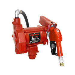 FILL-RITE FR700VA Pump with Hose & Automatic Nozzle - PETRO