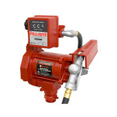 FILL-RITE FR701VL Pump with Hose, 807CL Litre Mechanical Meter & Manual Nozzle - PETRO