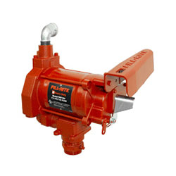 "FILL-RITE FR710VN Pump Only 1"" Outlet for Higher Flow Rate - PETRO"
