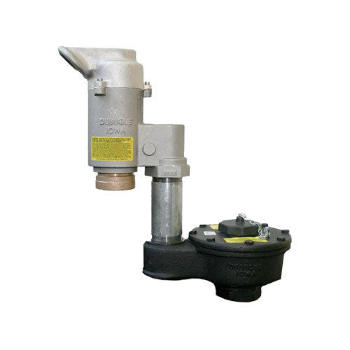 MORRISON BROS. Flame Arrester and Pressure Vacuum Vent - Series 748A - PETRO