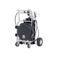 Graco Trolley Pump Kit with Hose Reel - PETRO