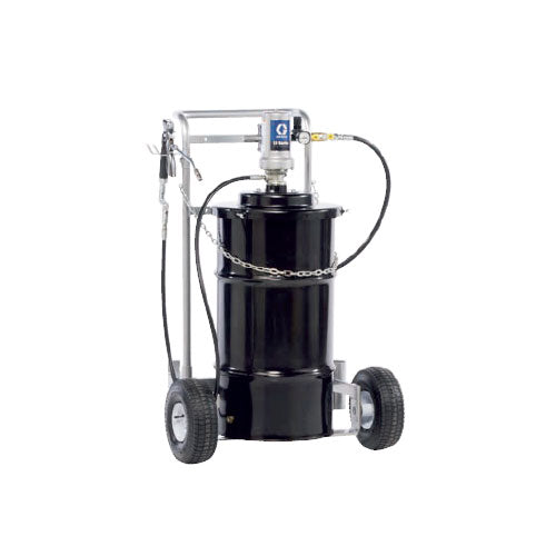 Graco Trolley Pump Kit without Hose Reel - PETRO