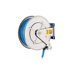 HAZFLO FOOD SAFE WATER HOSE REELS WITH HOSE
