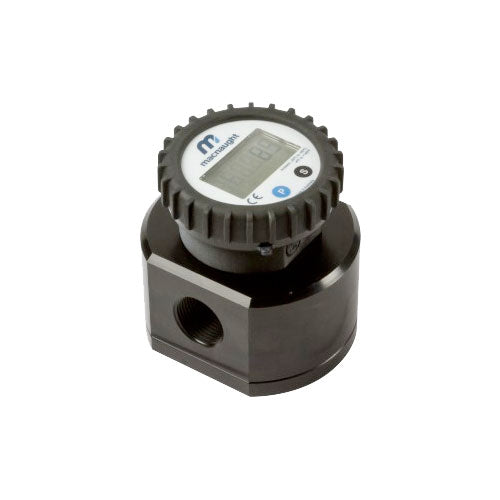 MACNAUGHT Oval Gear Flow Meter - MX Series, Fuel & Oil