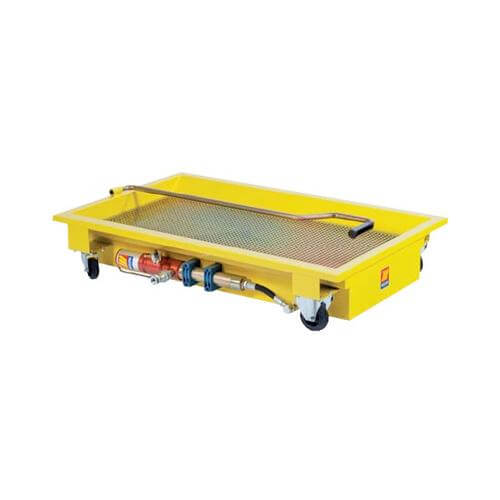 MECLUBE WASTE OIL DRAINER TROLLEY RANGE - 047-1459-GP0-CATA