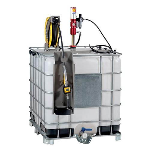 MECLUBE OIL PUMP KIT - Air Operated, 1000L IBC