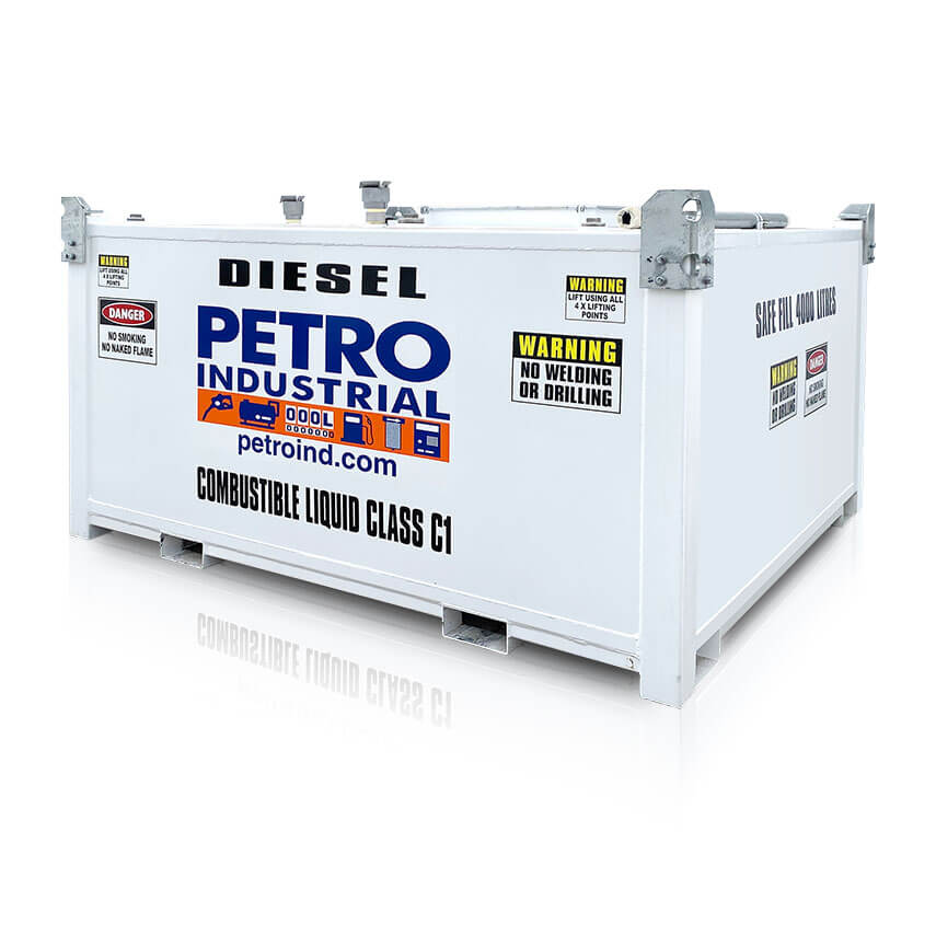 PETRO PC Cube Self Bunded Tank