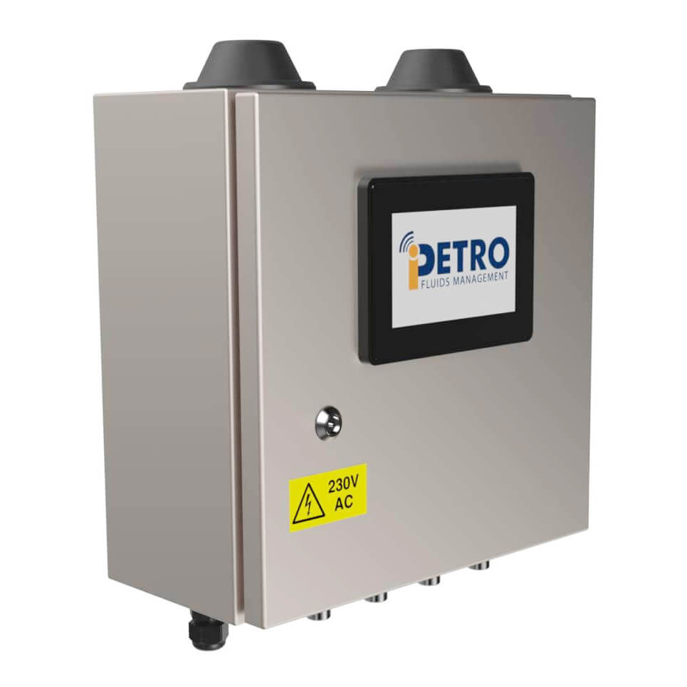 iPETRO Link - Cloud-Based Industrial Fluid Cleanliness Services - PETRO Industrial