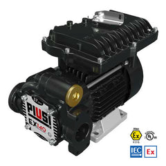PIUSI EX140 ATEX HIGH FLOW TRANSFER PUMP - Diesel, Gasolene and Kerosene