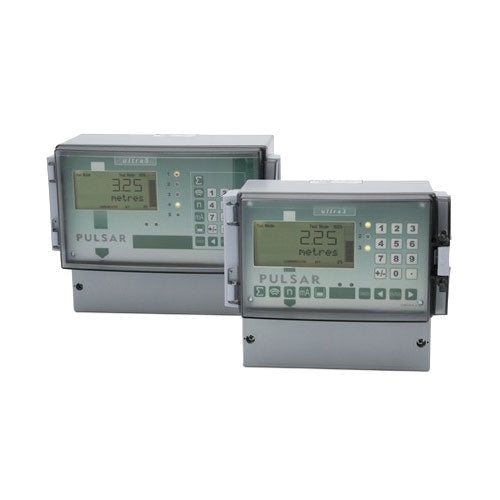 PULSAR Ultra Controller Range - Level and Flow Measurement