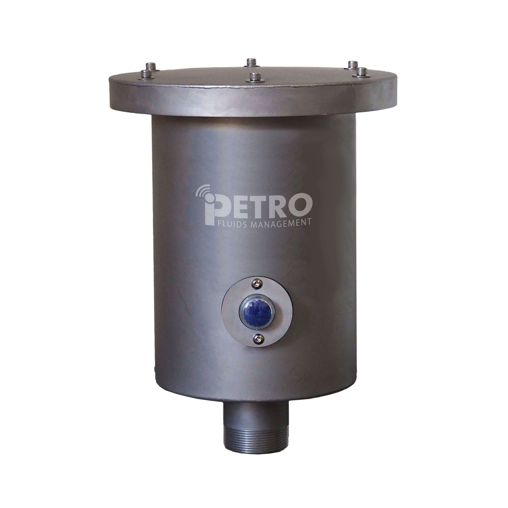 iPETRO Rebuildable Stainless Steel Power Breathers - Filtration - PETRO Industrial