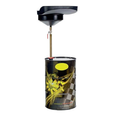 MECLUBE WASTE OIL DRUM FUNNEL RANGE - 049-1477-000-CATA