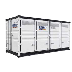 PETRO Dangerous Goods Storage Containers