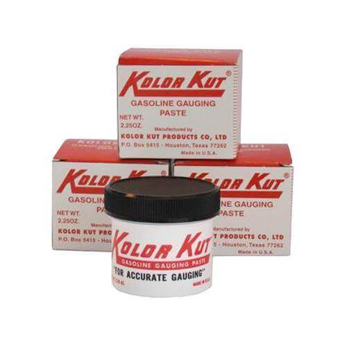 KOLOR KUT Hydrocarbon Gauging Paste 2.25oz Jars - HYDROCARBONGAUGING-PASTE