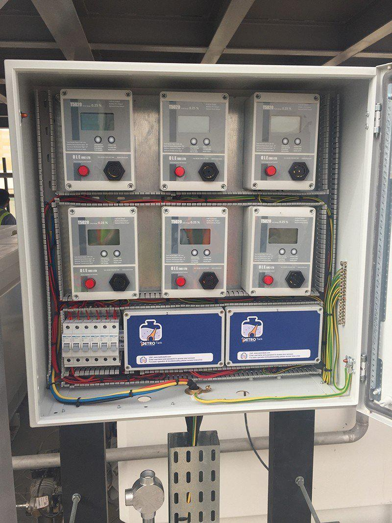iPETRO Tank - Fuel Management System – Installation