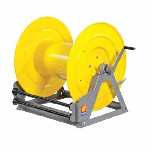 HOSE REEL Meclube Manual Rewind c/w capacity of up to 60m x 25mm id Hose - NOT Supplied with Hose