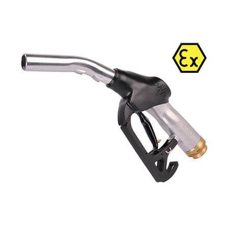 NOZZLE ZVA ZVA32.44 High Flow Diesel - ATEX - Approved for Retail Use - Dispensing Nozzle - ZVA32.44