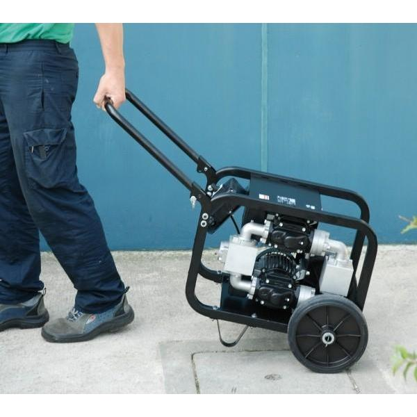 ST200 portable diesel dispensing unit - Optional Trolley Kit available