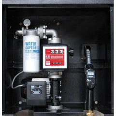 PIUSI 240V AC Pump - ST Box in Lockable Cabinet