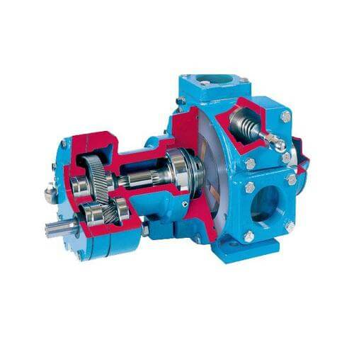 Blackmer GX Series Sliding Vane Pump - BLACKMER-GX