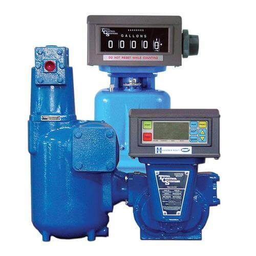TCS Meter Register Range